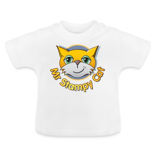 Mr. Stampy Cat - Teddy Bear - Baby T-Shirt