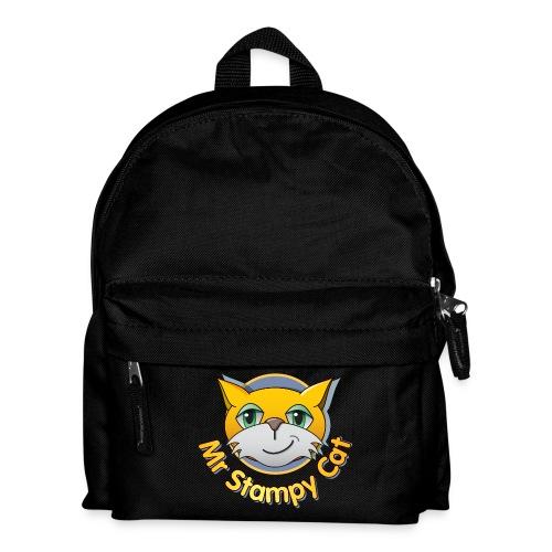 Mr. Stampy Cat - Teddy Bear - Kids' Backpack