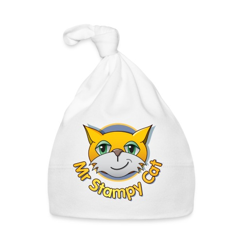 Mr. Stampy Cat - Teddy Bear - Baby Cap