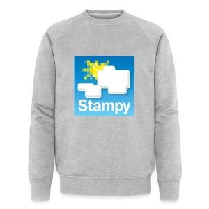 Stampy Logo - Child's T-shirt - Men's Organic Sweatshirt by Stanley & Stella
