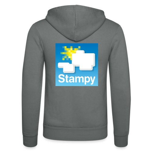 Stampy Logo - Child's T-shirt - Unisex Hooded Jacket by Bella + Canvas