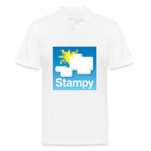Stampy Logo - Child's T-shirt - Men's Polo Shirt