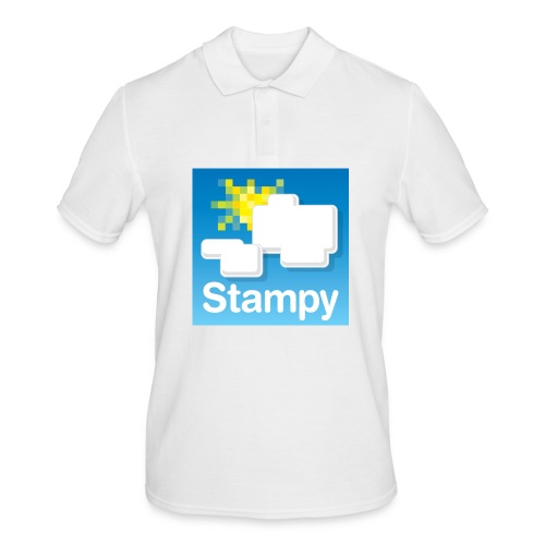 Stampy Logo - Child's T-shirt - Men's Polo Shirt