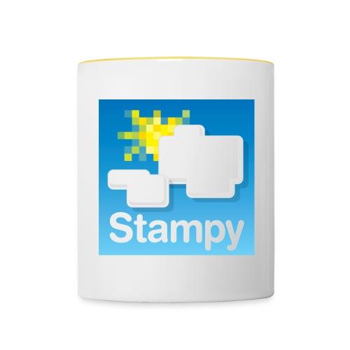 Stampy Logo - Child's T-shirt - Contrasting Mug