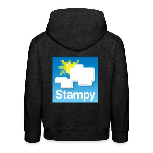 Stampy Logo - Child's T-shirt - Kids' Premium Hoodie
