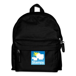 Stampy Logo - Child's T-shirt - Kids' Backpack