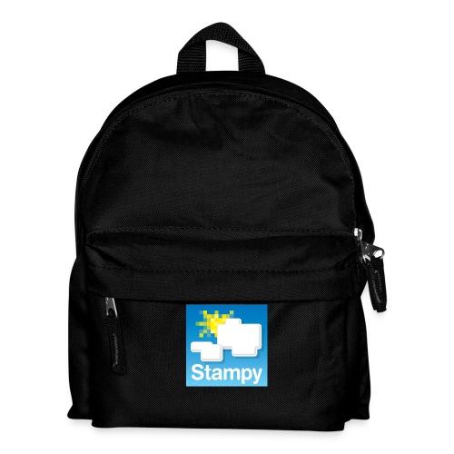 Stampy Logo - Child's T-shirt - Kids' Backpack