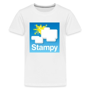 Stampy Logo - Child's T-shirt - Teenage Premium T-Shirt