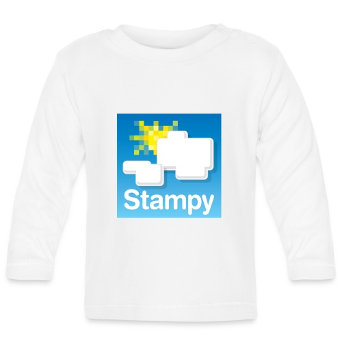 Stampy Logo - Child's T-shirt - Baby Long Sleeve T-Shirt