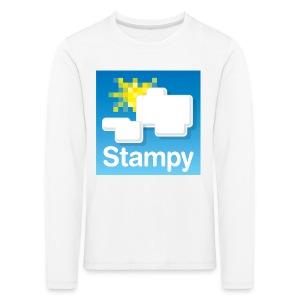 Stampy Logo - Child's T-shirt - Kids' Premium Longsleeve Shirt