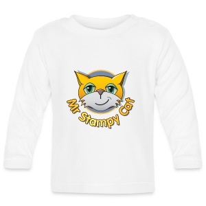 Mr. Stampy Cat - Teenagers T-shirt - Baby Long Sleeve T-Shirt