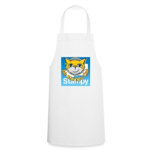 Mr. Stampy Cat - Badges  - Cooking Apron