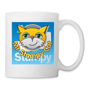 Mr. Stampy Cat - Badges  - Mug