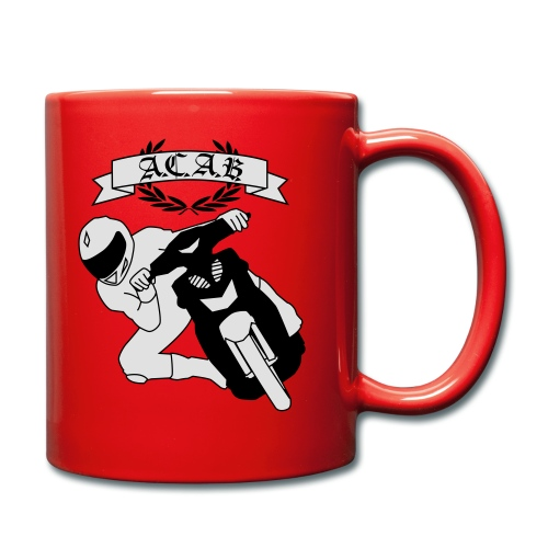 A.C.A.B. Scooter Tuning is not a Crime Vol. II HQ FLEX - Tasse einfarbig