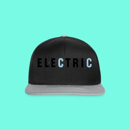 electric - Snapback Cap