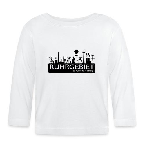 Skyline Ruhrgebiet by RPC - T-Shirt - Baby Langarmshirt