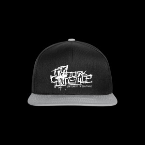 Dark Style - Statement Of Culture (white) - Snapback-caps