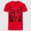 Anonymous Motto Shadow  T-Shirts - Männer T-Shirt