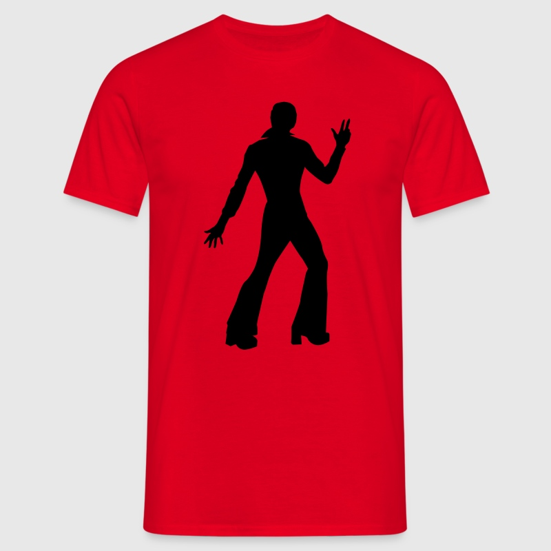 Disco dancer  T-Shirts - Men's T-Shirt