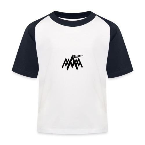 Alpen - Kinder Baseball T-Shirt