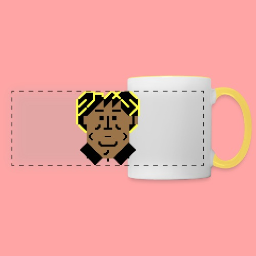 C64 Stroker - Panoramic Mug