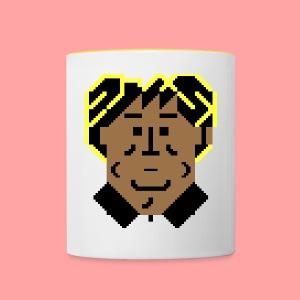 C64 Stroker - Contrasting Mug
