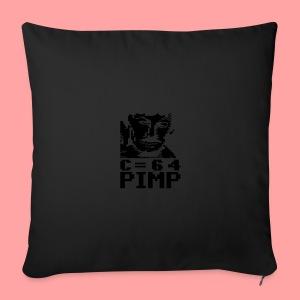 C64 Pimp Tony - Sofa pillow cover 44 x 44 cm