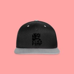 C64 Pimp Tony - Contrast Snapback Cap