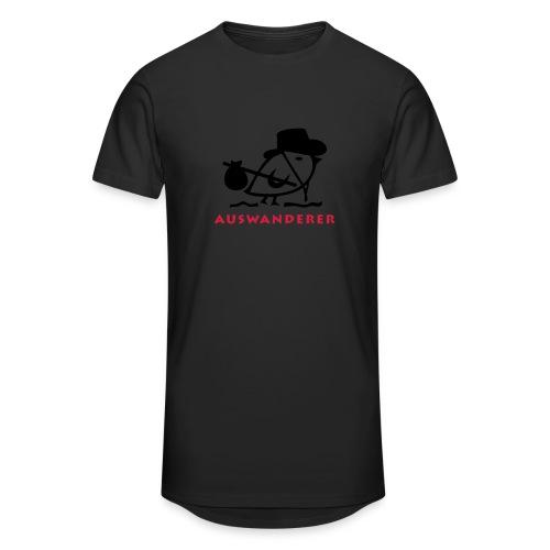 TWEETLERCOOLS - Auswanderer - Männer Urban Longshirt