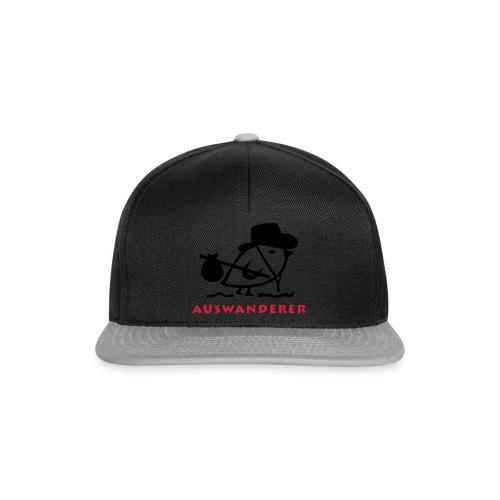 TWEETLERCOOLS - Auswanderer - Snapback Cap