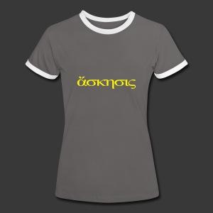 ASKESIS - Women's Ringer T-Shirt
