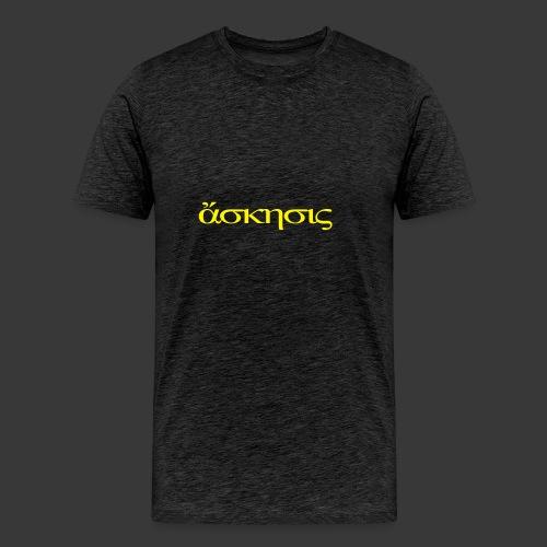 ASKESIS - Men's Premium T-Shirt