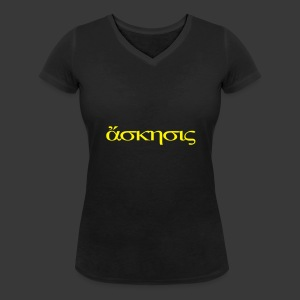 ASKESIS - Women's Organic V-Neck T-Shirt by Stanley & Stella