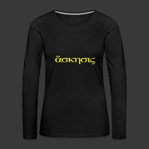 ASKESIS - Women's Premium Longsleeve Shirt