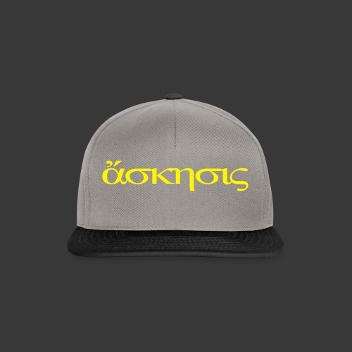 ASKESIS - Snapback Cap