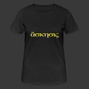 ASKESIS - Women's Breathable T-Shirt
