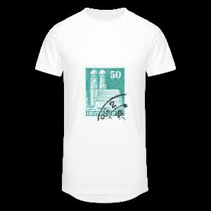München Briefmarken Babybody - Männer Urban Longshirt