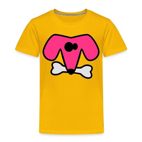 Strange dog - Kids' Premium T-Shirt