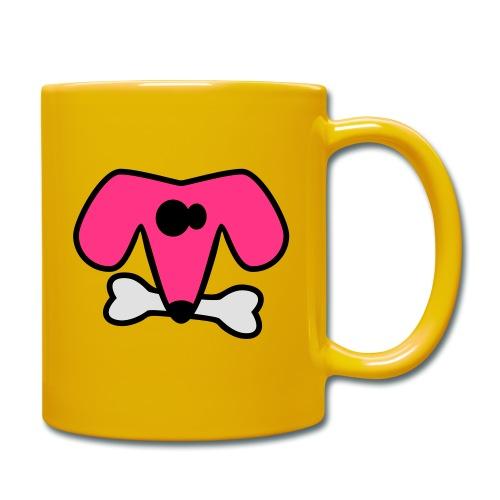 Strange dog - Full Colour Mug