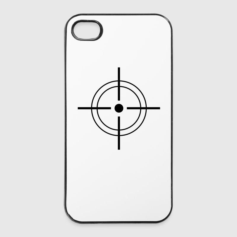 Mål \/ sniper riffel \/ sniper 1c. Mobil- og tablet-covers - iPhone 4/4s Hard Case