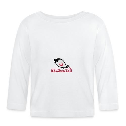 TWEETLERCOOLS - Rampensau - Baby Langarmshirt