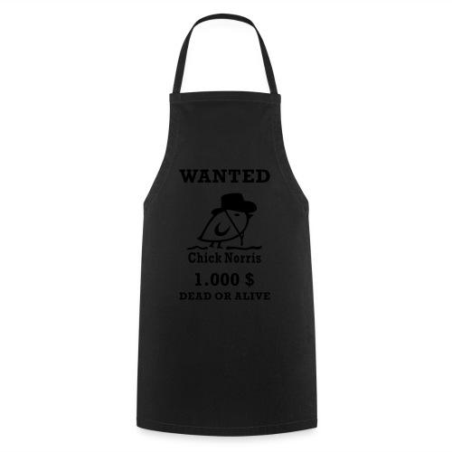 TWEETLERCOOLS - WANTED - Kochschürze