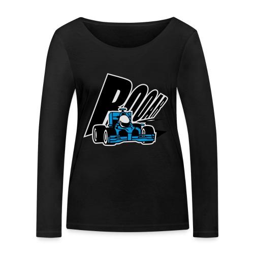 Formel 1 ROOAR - Frauen Bio-Langarmshirt von Stanley & Stella