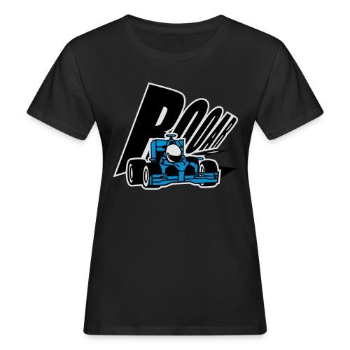 Formel 1 ROOAR - Frauen Bio-T-Shirt