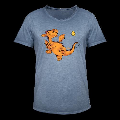 KinderShirt Flugdrache - Männer Vintage T-Shirt