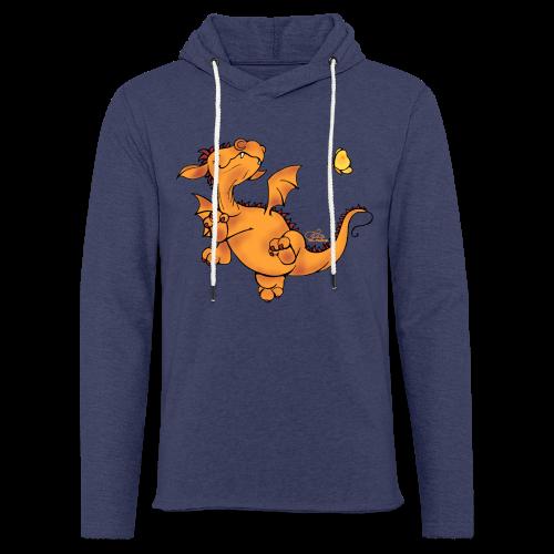 KinderShirt Flugdrache - Leichtes Kapuzensweatshirt Unisex