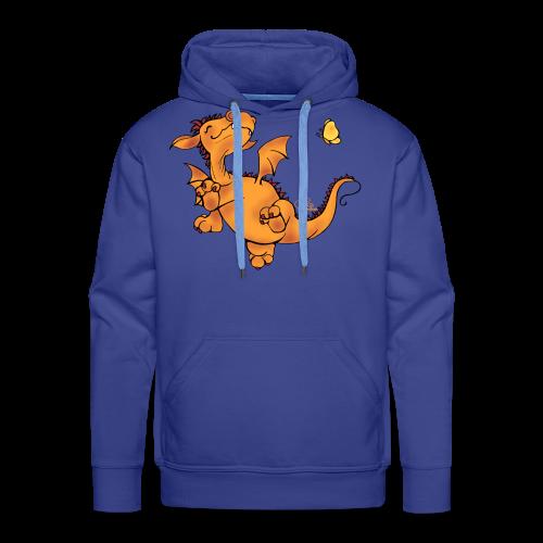 KinderShirt Flugdrache - Männer Premium Hoodie