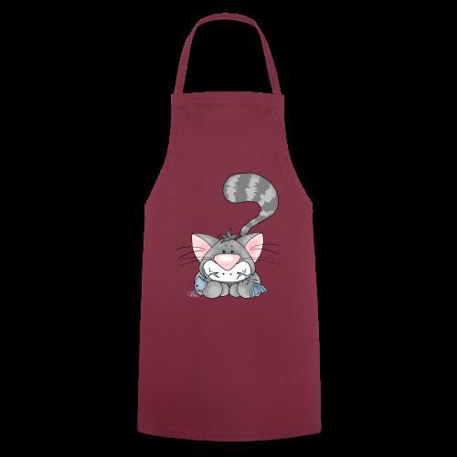 KinderShirt Mampfmietz - Kochschürze