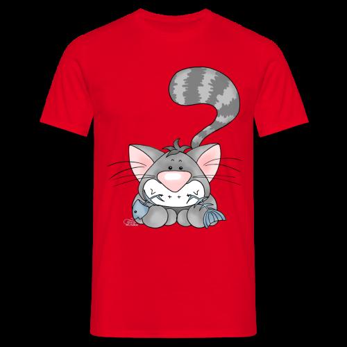 KinderShirt Mampfmietz - Männer T-Shirt