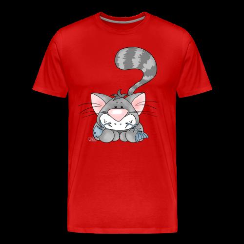 KinderShirt Mampfmietz - Männer Premium T-Shirt